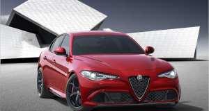 The all-new Alfa Romeo Giulia