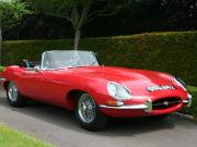 1961 Jaguar E-Type Series 1 Roadster Chassis #62