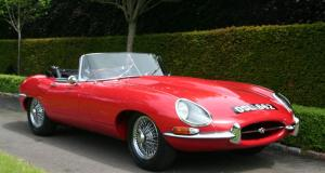 1961 Jaguar E-Type Series 1 Roadster Chassis #62