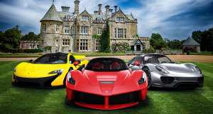 Beaulieu Supercar Weekend
