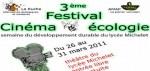 3ème édition du festival «Cinéma et Ecologie»