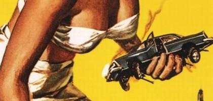 La vengeance de la femme g ante contre les voitures for Attack of the 50 foot woman t shirt