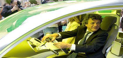 Borloo et la voiture électrique