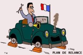 Scoop du Canard: le double discours de Sarkozy sur le plan de relance automobile
