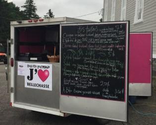 roulotte gourmande_menu