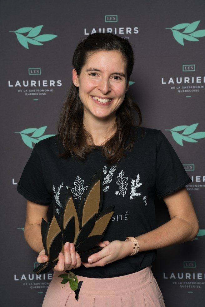 Prix du tourisme gourmand: Les évènements Prenez le champ! de notre collaboratrice Julie Aubé