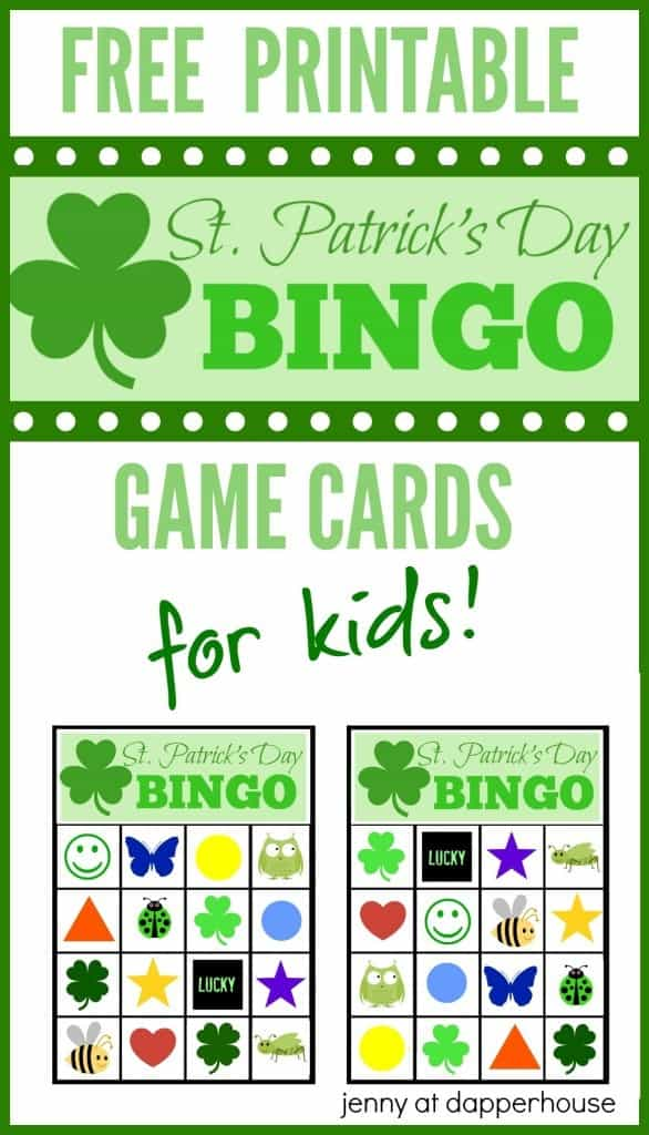 Free-Printable-St.-Patricks-Day-BINGO-Game-Cards-for-kids-jenny-at-dapperhouse–586×1024