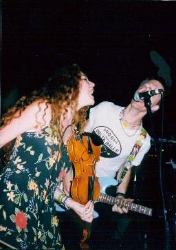 Nels Cline & Jessica Moss