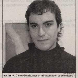 «Carles Gomila despierta en Art i Joc el estímulo del espectador»