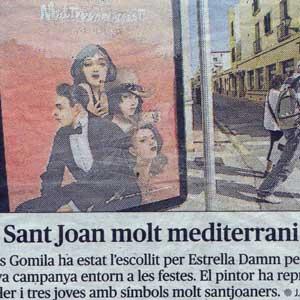 «Un Sant Joan molt Mediterrani»