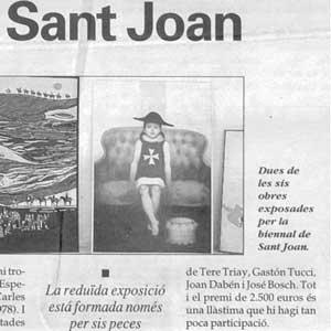 «Biennal de Sant Joan»