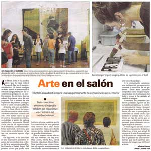 «Arte en el salón»