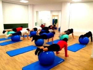 osteon ejercicio pilates