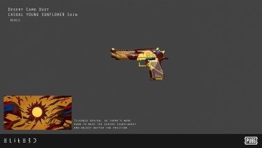 PUBG_Weapon-Skins-Casual-Young_DEAGLE_Final