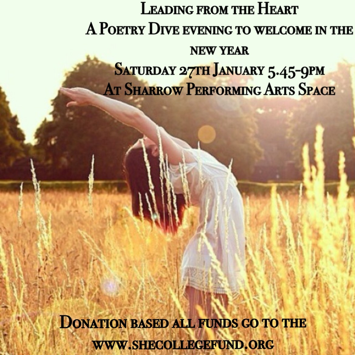 Leading from the Heart – Poetry Dive