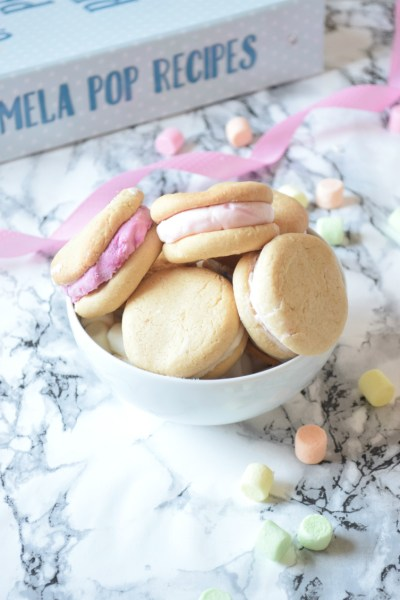 Ombre Cookies Perfect for Valentine's Day