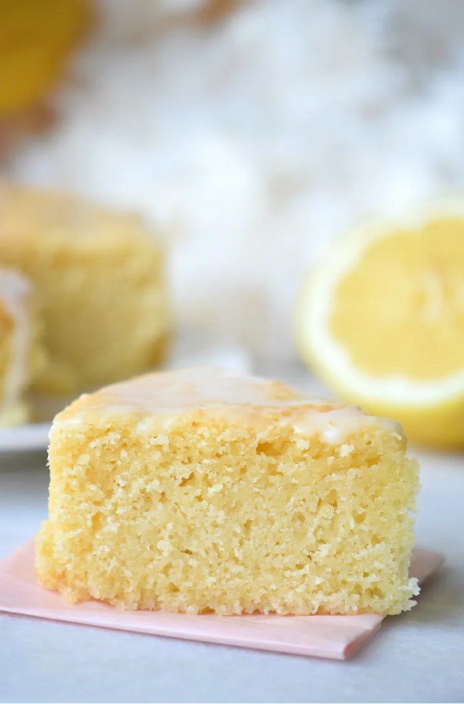 How to make lemon cake in no time