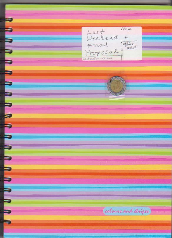 Notebook Carmen Amato