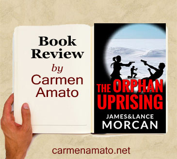 book review Orphan Uprising