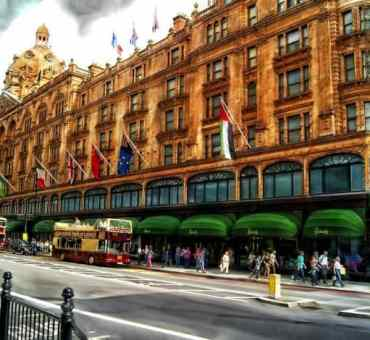 Top 5 Luxury Shops You Can't Miss in London