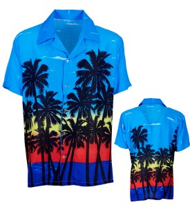 Camasa Hawaii XL