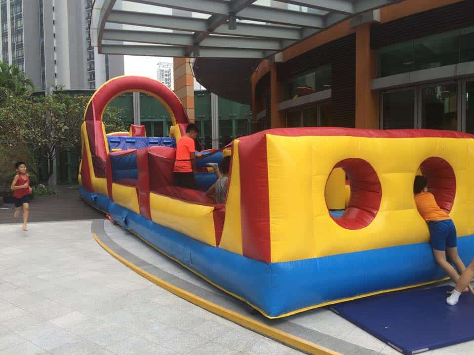 Large Inflatable Obstacle