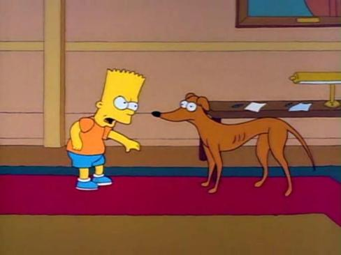 the_simpsons_Bart's_Dog_Gets_an_F