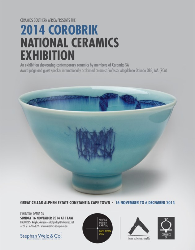Corobrik National Ceramics Exhibition 2014