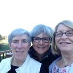Friends & writers - Mary, Shirley & Carol