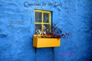 World-changing questions