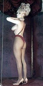 Carol Doda topless bathing suit