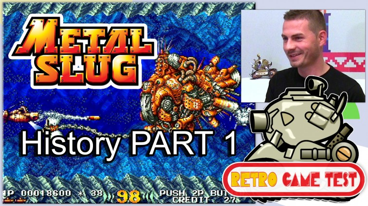 Metal Slug PART 1
