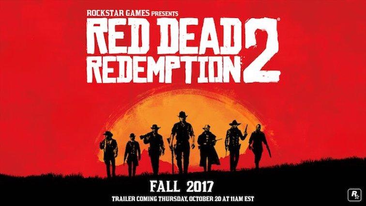 Red Dead Redemption 2 annoncé officiellement