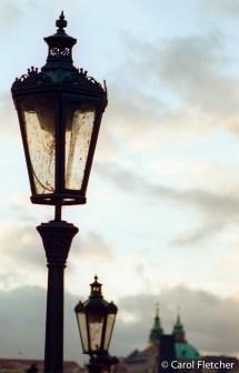 Prague Street Light