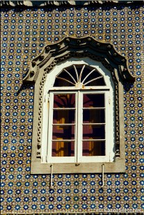 Pena Palace Window Neptune
