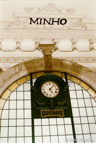 Porto's Train Station