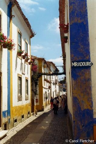 Obidos Miradoura