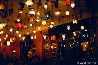 Kybele Hotel - Shop Lights