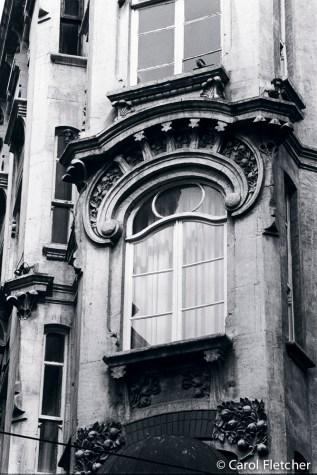 Beyoglu's Art Nouveau
