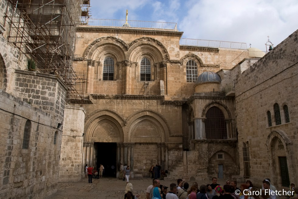 Good Morning Holy Sepulchre