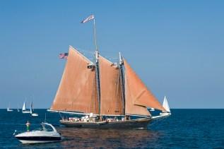 Tall Ship Schooner Roseway