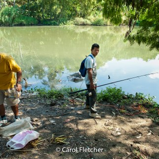 fishing havana river cuba backwater