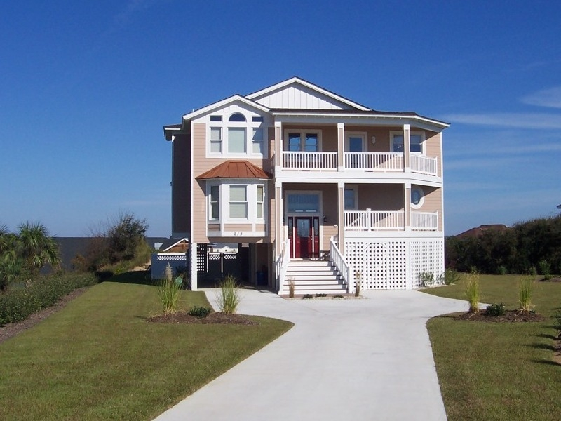 First Flight Ridge home in Kitty Hawk on the Outer Banks NC
