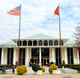 The North Carolina General Assembly in Raleigh. File photo by Angie Newsome/Carolina Public Press