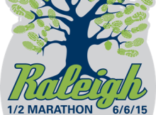 Race 131 Raleigh Vertical