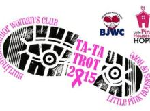 TaTa Trot 5k April 11 2015 Burlington NC