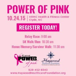 Power of Pink Race 2015