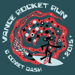 Vance Rocket Run 5k