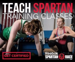 Reebok Spartan Training Class