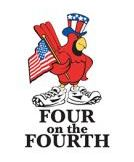 four on the fourth
